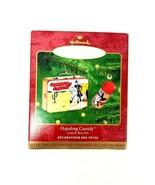 "2000 Hallmark Keepsake Ornament ""Hopalong Cassidy"" Lunch Box Set New In ... - $12.19"