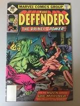 Defenders (1972 1st Series) Whitman Variants #52 FN Fine Marvel Comics - $14.85