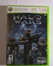 Halo Wars (Microsoft Xbox 360, 2009)  - $8.44