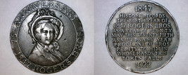 So-Called Dollar HK-737a 1922 Rogers Bros 75th Anniversary Silver Medal - $199.99