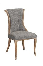 Linon 2 Pack Chairs, Charcoal - $999.99