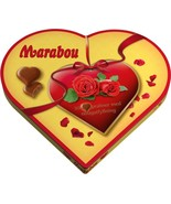 Marabou Hearts Chocolate Box 180 gram 30 pcs Best Romantic Gift Made in Sweden - $24.74