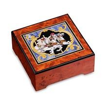 The San Francisco Music Box Company Encore! Carousel Horse Jewelry Box by - $91.17
