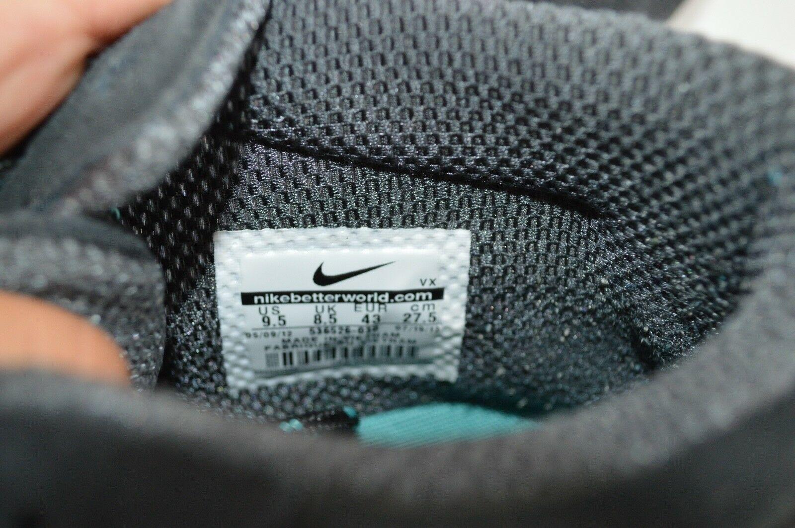 Nike Kids/' Toddler WOODSIDE BOOTS Black 415080-001 a5