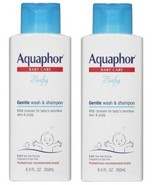 Aquaphor Baby Care Gentle Wash & Shampoo 2 Bottle Pack - $27.67