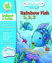 New   Little Touch Leap Pad: Rainbow Fish 1, 2, 3 Leap Frog Infant & Tod... - $44.54