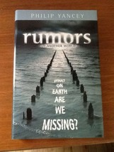 Rumors of Another World Philip Yancey Hardcover Book - $1.98