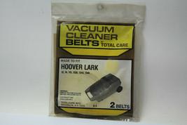 Total Care B-3 Hoover Lark 12 14 115 1330 1340 1348 Vacuum Belt ( 2 Belts)  - $7.91