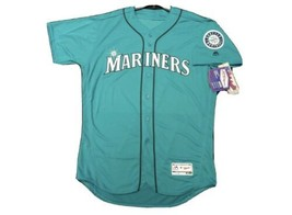 MLB Seattle Mariners Baseball Teal Flex Base Griffey #24 Jersey Size 36 New - $126.42