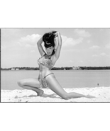 Bettie Page Poster 27x40 inches Bikini Beach Sexy Betty 67x100 cm RARE OOP - $49.99