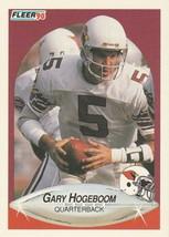 1990 Fleer #335 Gary Hogeboom - $0.50