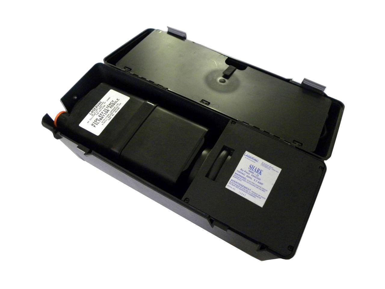 SHARK LAZERVAC VACUUM CLEANER KIT 120V 60HZ 5.7A MODEL 9000-II - $149.99