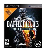 Battlefield 3 -- Limited Edition (Sony PlayStation 3, 2011) - $69.99