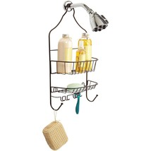 Bath Bliss Shower Organizer/Caddy Hanging with Suction Cups ◾ No Tax - $10.44