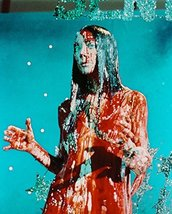 Carrie Sissy Spacekclassic Bloody Scene 16X20 Canvas Giclee - $69.99
