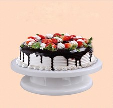 Plastic Material Cake Tools DIY Baking Accessories Cake Stand Turntable ... - $19.79