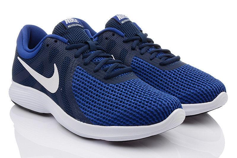 d88700e37e8 NIKE shoes REVOLUTION 4 EU Mens Sneakers Size UK 9.5 Running shoes  AJ3490-414