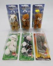 Pez Petz Lot of 6 Barnyard & Safari Babies / Cats & Dogs Brand New in Pa... - $29.58