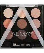 Almay Palette Pops Eye Products #010 Naturalista 2 Pack - $12.19