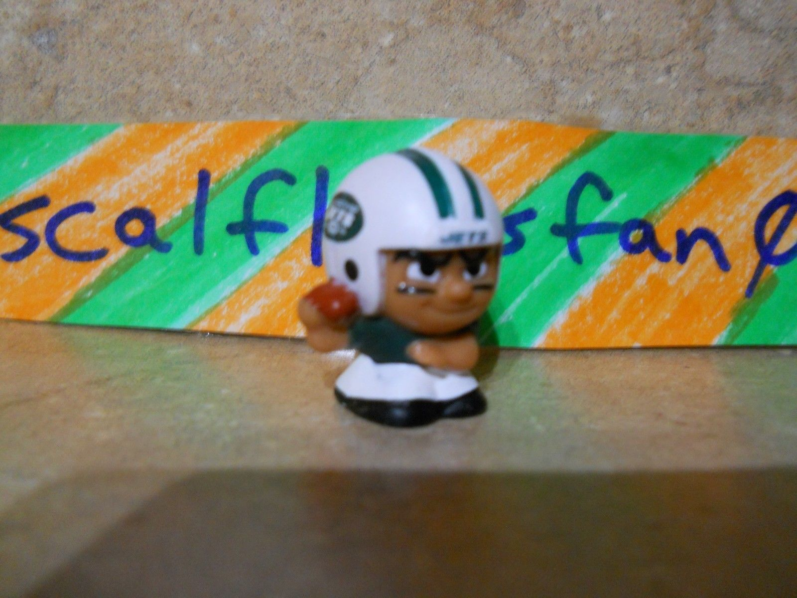 Primary image for NEW YORK JETS!!! NFL TEENYMATES RARE SERIES 1 QUARTERBACK 2016