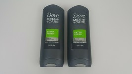 2 Pack - Dove Men + Care Extra Fresh Body and Face Wash 13.50 oz  - $9.74