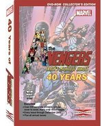 40 Years of the Avengers (Collector's Edition) - $279.95