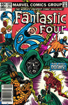 Fantastic Four (Vol. 1) #246 (Newsstand) FN; Marvel   save on shipping -... - $2.99