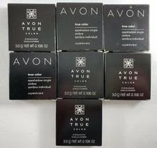AVON True Color Eyeshadow Single .106 oz. YOU CHOOSE SHADE - $6.50