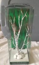 """Department 56 Village Winter Birch Tree 13"""" In Box 52167 Decoration - $13.85"""