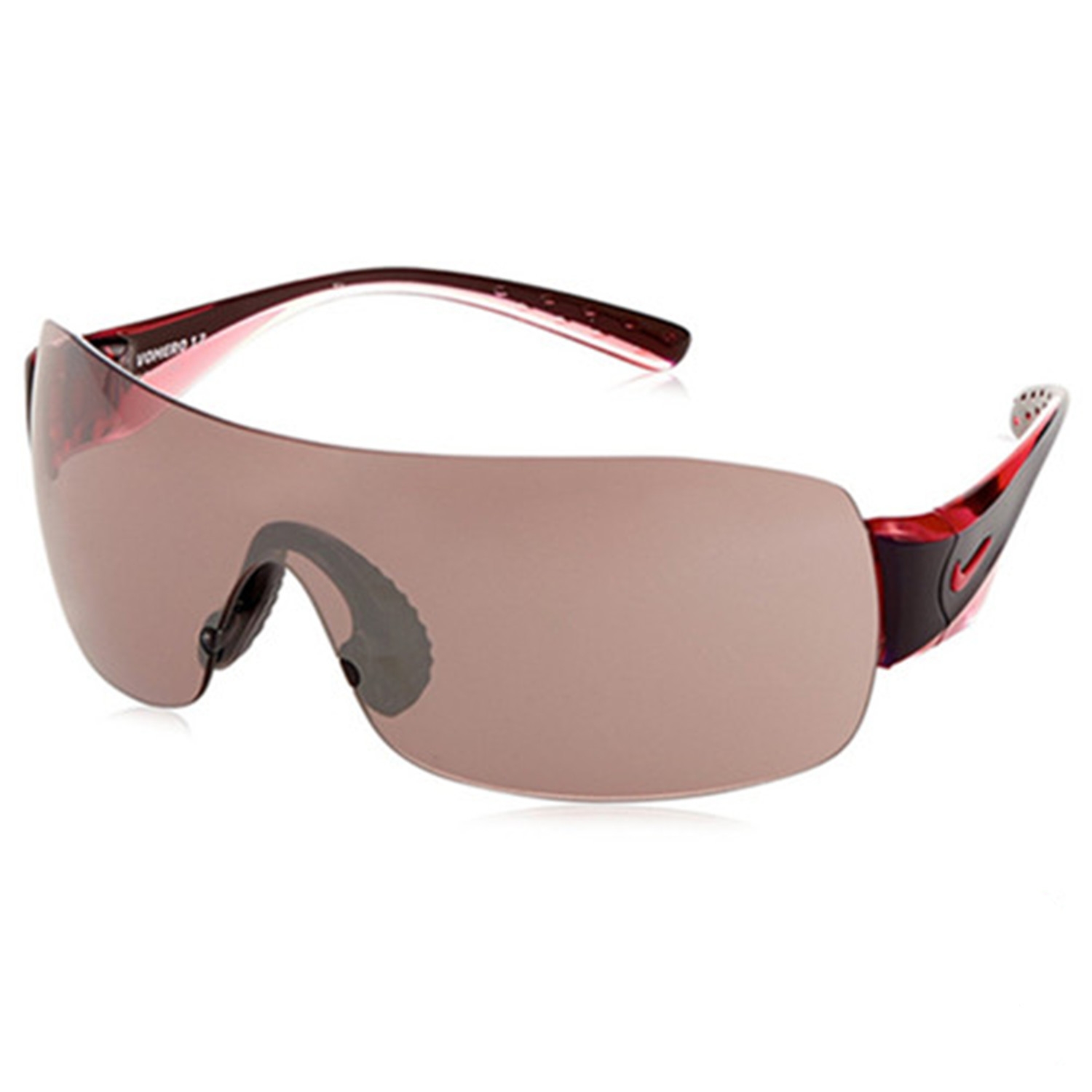 Nike Vomero 12 E Sunglasses Max Speed Tint Lens Grand Purple/Pink Force $156