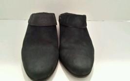 Ariat Womens Black Suede Slides Shoes Sz 8M - $21.99