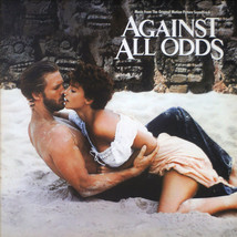 AGAINST ALL ODDS OST (COLLINS, GABRIEL) NM/EX [0295] LP record - $9.50
