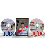 Judo-Collection 3DVD. Korea. Jeon Ki-young + 2DVD (only disc). - $17.38