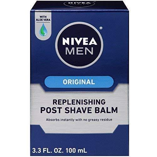NIVEA FOR MEN Moisturizing Post Shave Balm 3.30 oz