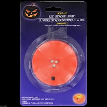 Flashing Party LIGHTNING STROBE LED LAMP Halloween Prop Decoration Light... - $4.92