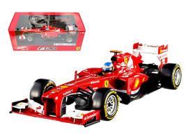 Ferrari F2013 F138 Fernando Alonso Formula 1 2013 F1 1/18 Diecast Car Mo... - $119.95