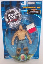 "New! 2001 Jakk's Signature Series #12 ""Steve Austin"" Action Figure WWF W... - $16.82"