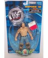 "New! 2001 Jakk's Signature Series #12 ""Steve Austin"" Action Figure WWF W... - $16.82"