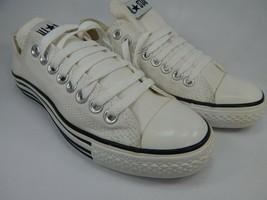 Converse Chuck Schneider Alle Sterne Streifen Größe 7 M EU 37.5 Damen Schuhe - $46.73