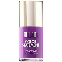 Milani Color Statement Nail Lacquer, 13 Ultra Violet - $6.17