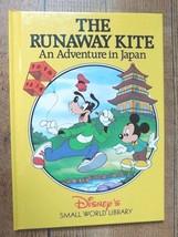 DISNEY The Runaway Kite An Adventure In Japan Book - $3.95