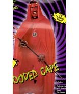 RED HOODED CAPE FULL LENGTH - $20.00