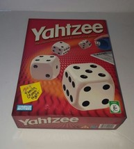 Yahtzee board Game Parker brothers - $14.00
