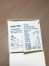 """70s """"The Avon Open"""" Golf after shave bottle/original packaging (Wild Country) image 7"""