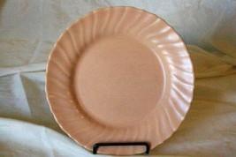 "Franciscan Coronado Pink Luncheon Plate Circa 1936 9 3/4"" - $6.92"