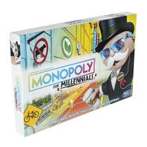 Monopoly for Millennials Board Game Ages 8+ - $59.63