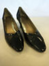 Hush Puppies Soft Style Company New Womens Black Heels 8 N Shoes - $68.31