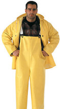 Yellow Jacket Overall Suit, Medium - $21.77