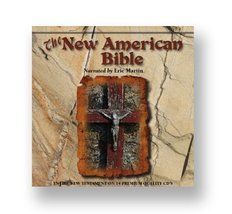 New American Bible Catholic Bible Edition. Catholic Audio Bible on 14 CDs