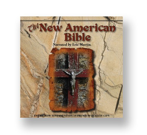 Ew american bible catholic bible edition. catholic audio bible on 14 cds narrated by eric martin